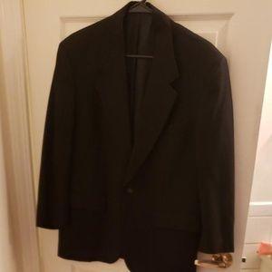 Dior Black Men's 38.5 Blazer